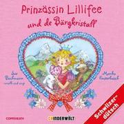 Cover-Bild zu Prinzässin Lillifee und de Bärgkristall