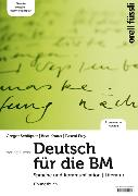 Cover-Bild zu Deutsch für die BM - Übungsbuch (2. Auflage)