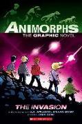 Cover-Bild zu Applegate, K. A.: The Invasion (Animorphs Graphix #1)