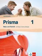 Cover-Bild zu Prisma 1. Natur und Technik mit Physik, Chemie, Biologie. Themenbuch