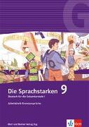 Cover-Bild zu Die Sprachstarken 9. Schuljahr. Arbeitsheft Grundansprüche