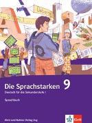 Cover-Bild zu Die Sprachstarken 9. Schuljahr. Sprachbuch