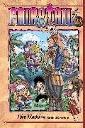 Cover-Bild zu Mashima, Hiro: Fairy Tail 28