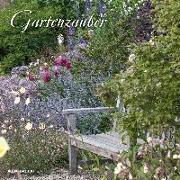 Cover-Bild zu ALPHA EDITION (Hrsg.): Gartenzauber 2022 - Broschürenkalender 30x30 cm (30x60 geöffnet) - Kalender mit Platz für Notizen - Alpha Edition - Gardens - Bildkalender - Wandplaner
