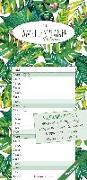 Cover-Bild zu ALPHA EDITION (Hrsg.): Familienplaner Deluxe 2022 - Familien-Timer 22x45 cm - mit Ferienterminen - 4 Spalten - Wand-Planer - mit vielen Zusatzinformationen - Alpha Edition
