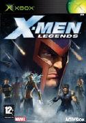 Cover-Bild zu X-Men Legends