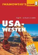 Cover-Bild zu Brinke, Dr. Margit: USA-Westen - Reiseführer von Iwanowski (eBook)