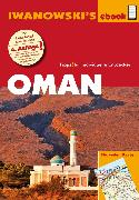 Cover-Bild zu Homann, Eberhard: Oman - Reiseführer von Iwanowski (eBook)