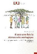 Cover-Bild zu Il sera une fois la démocratie écologique