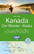 Cover-Bild zu DuMont Reise-Handbuch Reiseführer Kanada, Der Westen, Alaska. 1:1'500'000 von Ohlhoff, Kurt Jochen