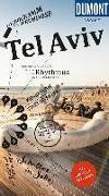 Cover-Bild zu DuMont direkt Reiseführer Tel Aviv. 1:12'000 von Fazekas, Agnes