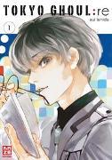 Cover-Bild zu Ishida, Sui: Tokyo Ghoul:re 01