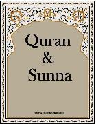 Cover-Bild zu Hamroune, Andrea Mohamed: Quran & Sunna (eBook)