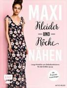 Cover-Bild zu Maxikleider und Maxiröcke nähen von Heuer, Antje