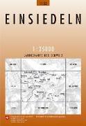 Cover-Bild zu Einsiedeln. 1:25'000