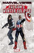 Cover-Bild zu Brubaker, Ed: Marvel-Verse: Falcon & Winter Soldier