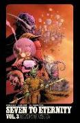 Cover-Bild zu Rick Remender: Seven to Eternity Volume 3: Rise to Fall