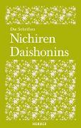 Cover-Bild zu Die Schriften Nichiren Daishonins von Nichiren