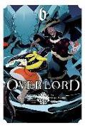 Cover-Bild zu Kugane Maruyama: Overlord, Vol. 6 (Manga)