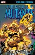 Cover-Bild zu Simonson, Louise (Ausw.): New Mutants Epic Collection: Curse of the Valkyries