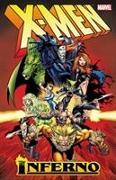 Cover-Bild zu Claremont, Chris: X-Men: Inferno Vol. 1