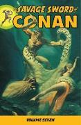 Cover-Bild zu Claremont, Chris: Savage Sword of Conan Volume 7