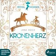 Cover-Bild zu Hoch, Jana: Royal Horses 01. Kronenherz