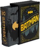 Cover-Bild zu Insight Editions: DC Comics: The Wisdom of Batman