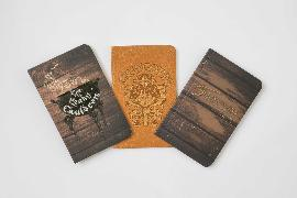 Cover-Bild zu Insight Editions: Harry Potter: Diagon Alley Pocket Notebook Collection
