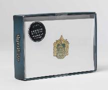Cover-Bild zu Insight Editions: Harry Potter: Slytherin Foil Notecards (Set of 10)
