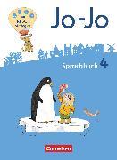 Cover-Bild zu Brunold, Frido: Jo-Jo Sprachbuch, Allgemeine Ausgabe - Neubearbeitung 2016, 4. Schuljahr, Sprachbuch