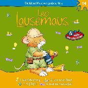 Cover-Bild zu Hargesheimer, Maren: Leo Lausemaus - Folge 14: Lilis Geburtstag (Audio Download)