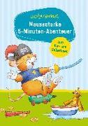 Cover-Bild zu Witt, Sophia: Leo Lausemaus - Mausestarke 5-Minuten-Abenteuer zum Vor- und Selberlesen