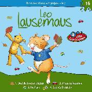 Cover-Bild zu Hargesheimer, Maren: Leo Lausemaus - Folge 16: Und die bunten Blätter (Audio Download)