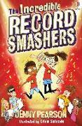Cover-Bild zu Pearson, Jenny: The Incredible Record Smashers