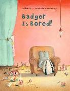 Cover-Bild zu Petz, Moritz: Badger Is Bored