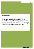 Cover-Bild zu Qigong in der Suchttherapie. Mertens' Modell zur Suchtentstehung und -therapie. Biophotonenforschung von Kowsky, Angela