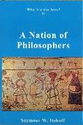 Cover-Bild zu Itzkoff, Seymour W.: A Nation of Philosophers
