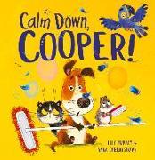 Cover-Bild zu Murray, Lily: Calm Down, Cooper!