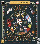 Cover-Bild zu Murray, Lily: Let's Tell a Story: Space Adventure