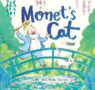 Cover-Bild zu Murray, Lily: Monet's Cat