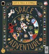 Cover-Bild zu Murray, Lily: Let's Tell a Story: Space Adventure (eBook)