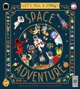 Cover-Bild zu Murray, Lily: Let's Tell a Story! Space Adventure (eBook)