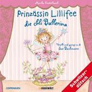 Cover-Bild zu Finsterbusch, Monika: Prinzässin Lillifee die chli Ballerina