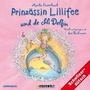 Cover-Bild zu Finsterbusch, Monika: Prinzässin Lillifee und de chli Delfin