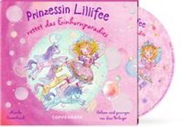 Cover-Bild zu Finsterbusch, Monika: Prinzessin Lillifee rettet das Einhornparadies (CD)