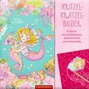 Cover-Bild zu Finsterbusch, Monika (Illustr.): Prinzessin Lillifee: Kritzel-Kratzel-Bilder