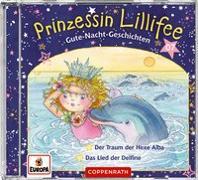 Cover-Bild zu Nach einer Idee von Monika Finsterbusch: Prinzessin Lillifee - Gute-Nacht-Geschichten (CD 7)