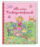 Cover-Bild zu Finsterbusch, Monika (Illustr.): Alle meine Kindergartenfreunde - Prinzessin Lillifee