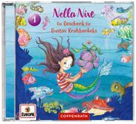 Cover-Bild zu Finsterbusch, Monika: CD Hörspiel: Nella Nixe (Bd. 1)